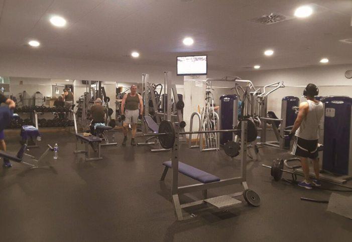 L'Ajuntament d'Almussafes ampliarà el gimnàs del Pavelló Poliesportiu Municipal
