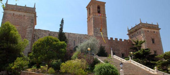 El Puig asfalta el solar de La Conserveta amb ajuda de la Diputació per a protegir l'entorn del monestir