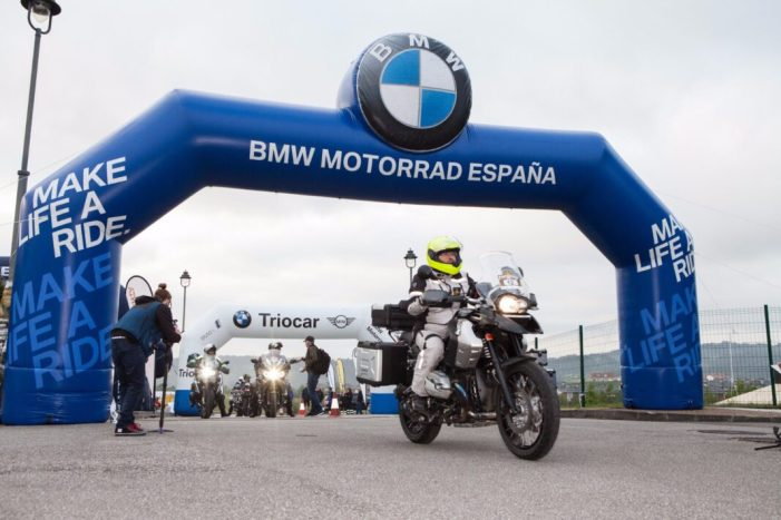 Cullera espera l'arribada de mil motos BMW este dissabte