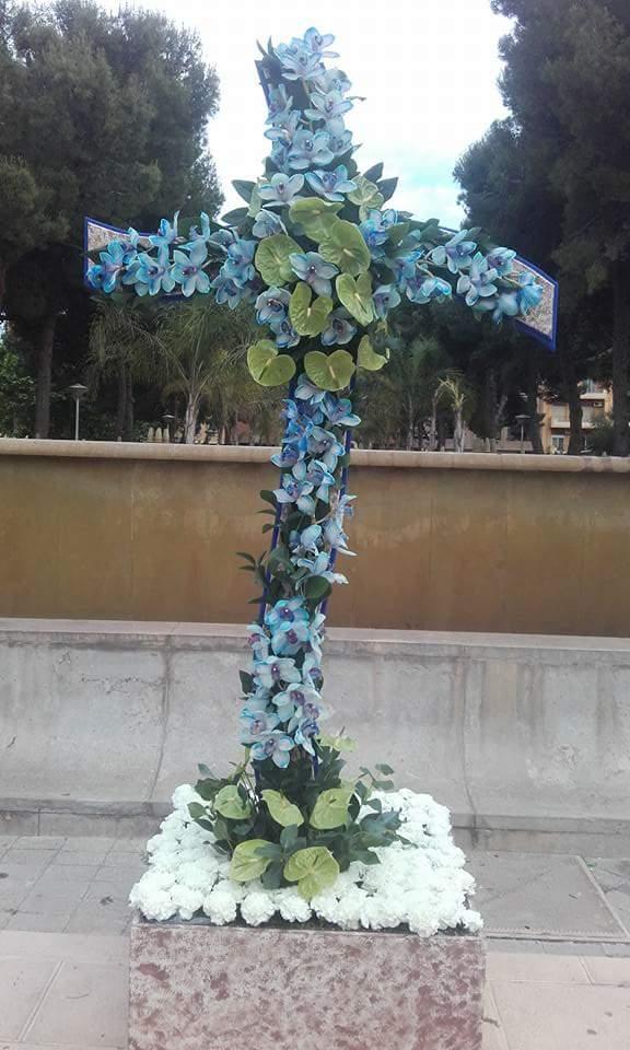 Almussafes celebra les festes de les Creus de Maig i la Benedicció del Terme