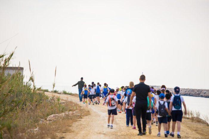 Cullera reforça l'educació ambiental amb visites als paratges naturals