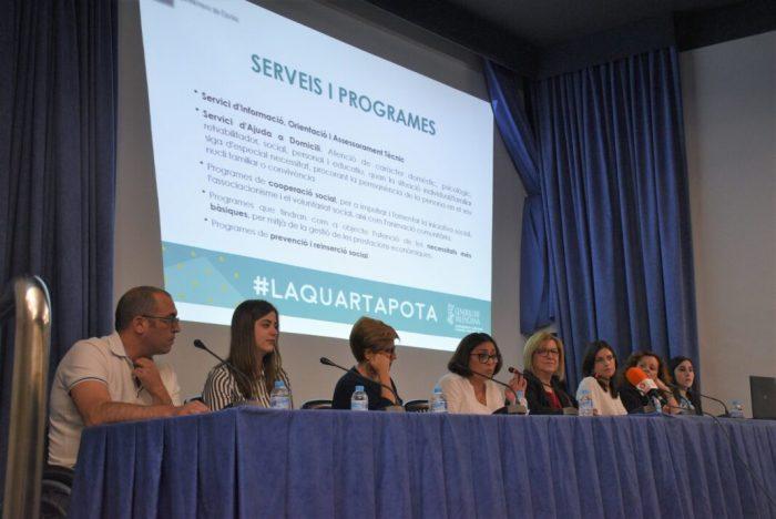 Carlet presenta el Departament de Serveis Socials