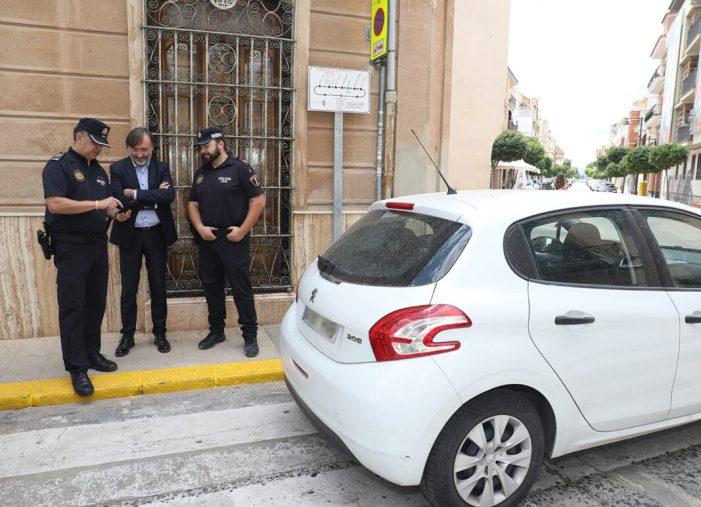 L'Alcúdia implanta un nou sistema de denúncies de trànsit