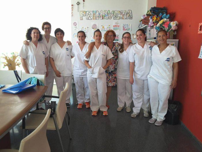 El servei de fisioteràpia s'integra en el contracte general del Servei d'Ajuda a Domicili Municipal d'Almussafes