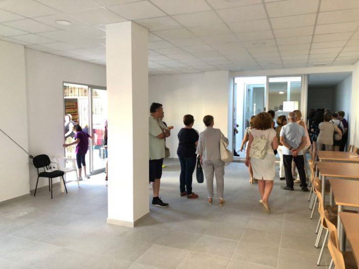 Adisalge i l'Ajuntament d'Algemesí inauguren la remodelació de la seu de l'associació