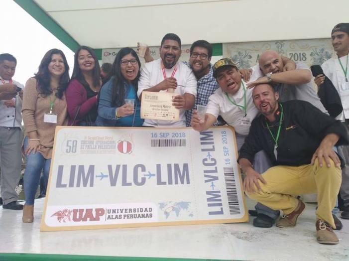 El Concurs Internacional de Paella Valenciana de Sueca fa escala a Europa