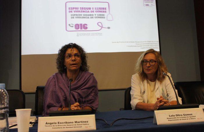 L'Hospital Universitari de la Ribera acull el personal d'Infermeria de nova incorporació