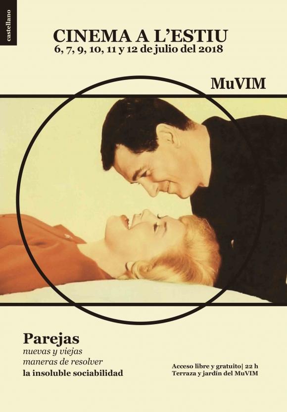 Més de 2.500 espectadors gaudeixen del cicle de cinema d'estiu del MuVIM, dedicat a les parelles