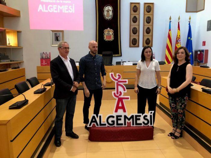 La nova imatge reforçarà el progrés econòmic, cultural i turístic d'Algemesí