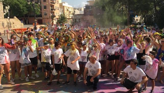 Burjassot viu un cap de setmana d'intensa activitat en les seues Festes Patronals