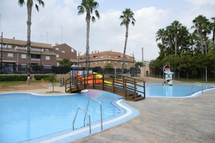 La nova piscina lúdica d'estiu de Paiporta s'inaugurarà amb dos jornades de portes obertes