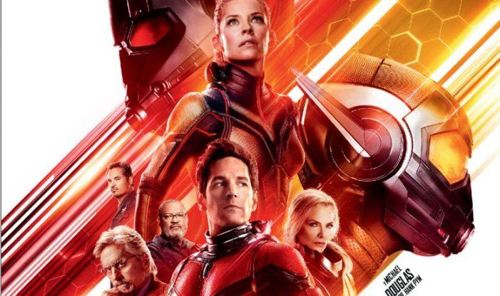 """L'acció i fantasia de """"Ant-Man y la Avispa"""" arriben a la pantalla de la Terrassa d'Estiu de Burjassot"""