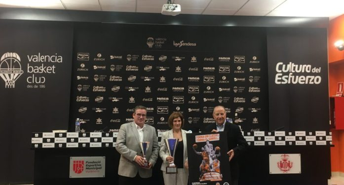 El Pavelló de la Font de Sant Lluís acollirà diumenge la XXV Edició del Trofeu Ciutat de València