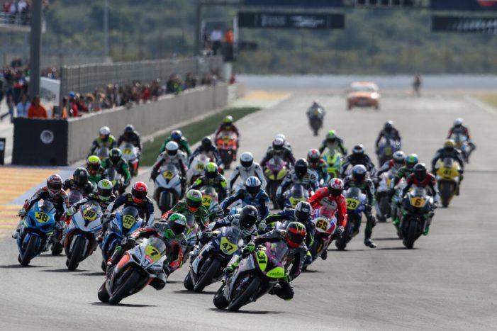 El motociclisme base torna al Circuit amb el Campionat d'Espanya Cetelem de Velocitat
