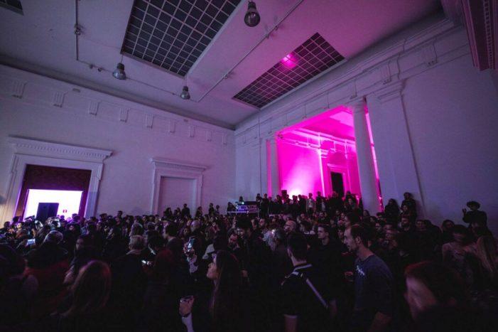 El festival Volumens tanca el seu cartell amb més de 20 artistes i 18 hores d'experiència audiovisual al Centre del Carme