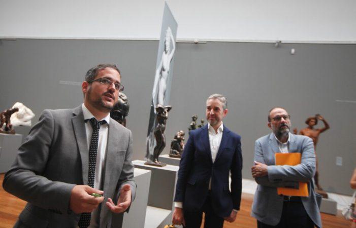 El Consorci de Museus torna al Museu de Belles Arts de València amb una mostra que reivindica l'escultura
