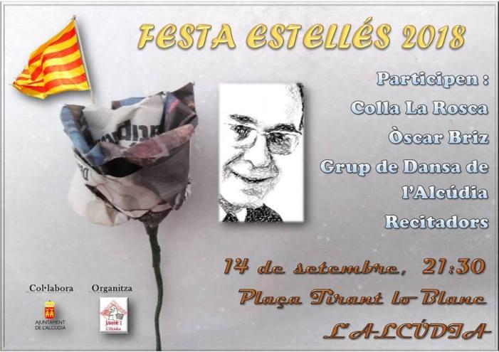 L'Alcúdia fidel un any mes a la Festa Estellés