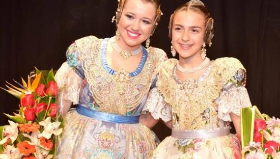 La Fallera Major i Reina de les Festes i la Fallera Major Infantil d'Alzira impondran, les noves Corones a la nostra Senyora de la Murta, en l'últim acte de les Commemoracions del 125 Aniversari del Patronatge.