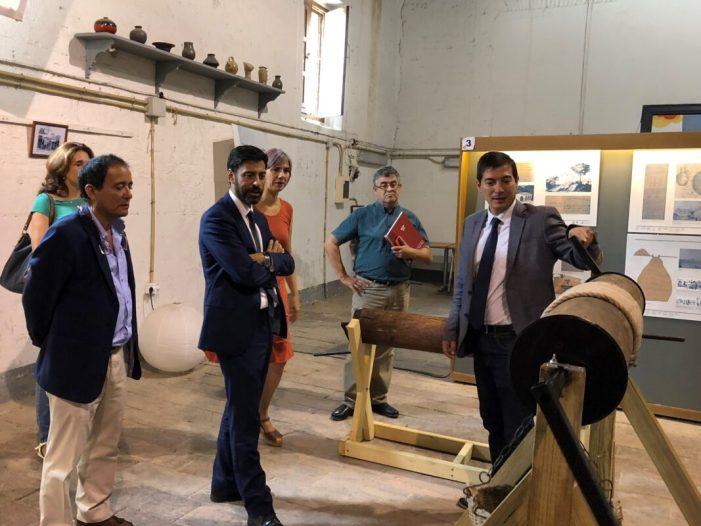 El Ministeri de Foment anuncia que estudia la inclusió de la rehabilitació del Pati de les Sitges en els Pressupostos Generals de 2019