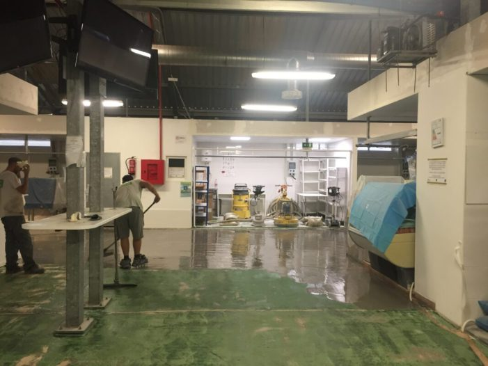 El Mercat Municipal L'Almara de Burjassot obri als seus clients després de les obres de millora realitzades
