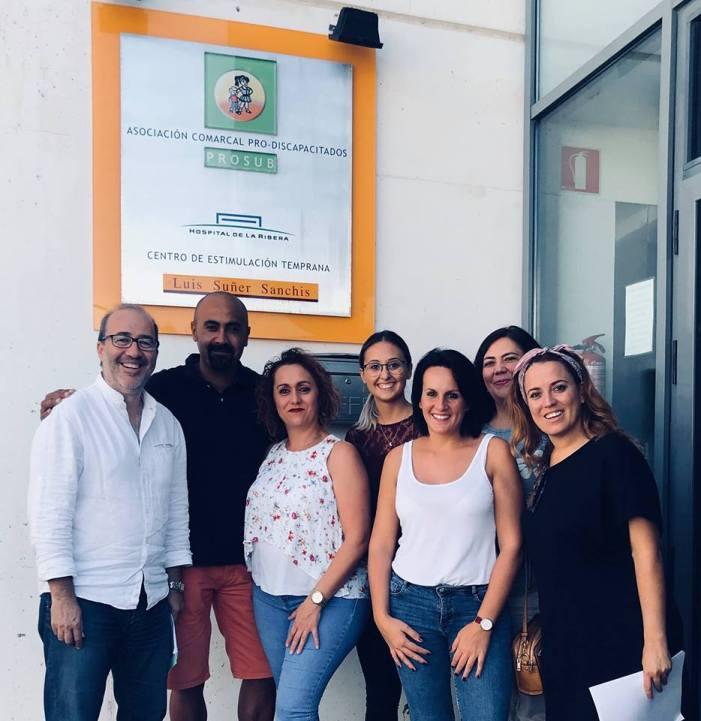 Alzira adaptarà els edificis municipals per a persones amb dificultats comunicatives