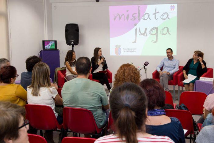 Els Patis coeducativos arriben a Mislata per a promoure la igualtat des de la infància
