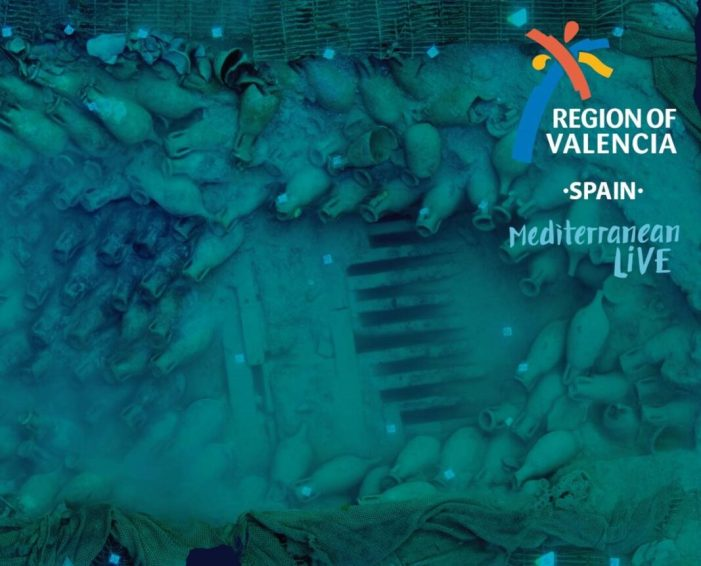 """Turisme Comunitat Valenciana promociona el turisme de busseig de la Comunitat en la fira DIVE Birmingham"""""""
