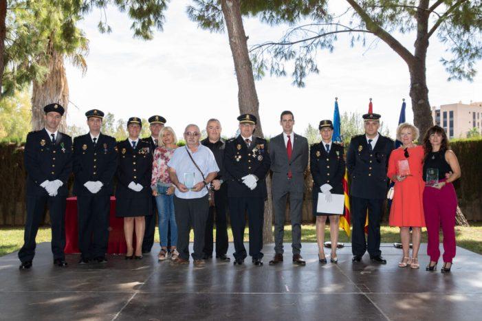 La Comissaria de la Policia Nacional de Mislata celebra el seu dia gran