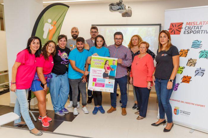 Mislata s'uneix a la lluita contra el càncer gràcies al Marató Jove