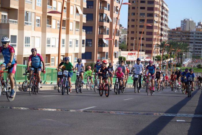 Gran participació en la Volta Popular en Bici de Cullera