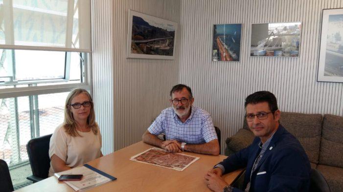 Millorar la seguretat viària de la Ronda Síndic Antoni Albuixech, una prioritat per a l'Ajuntament d'Almussafes