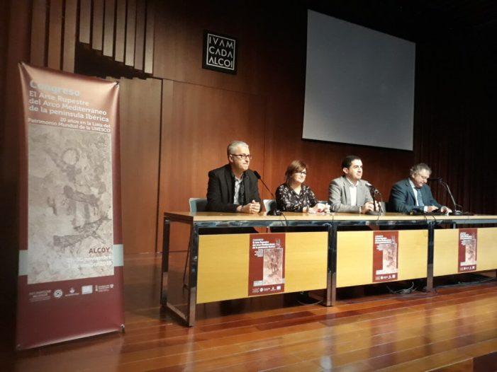 Cultura advoca per unificar els criteris de protecció i difusió d'art rupestre mediterrani
