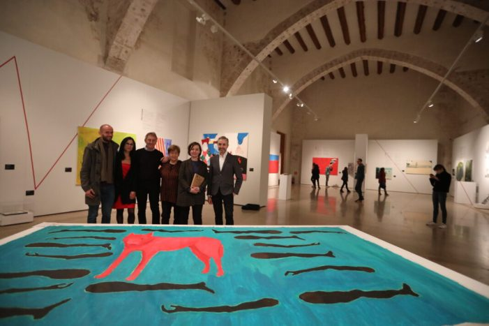 El Centre del Carme revisa el concepte d'independència a través de l'art jove polonés