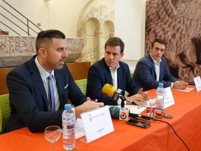 Cullera, Xàtiva, Requena i Énguera impulsen l'eix arqueològic Xúquer-Cabriol