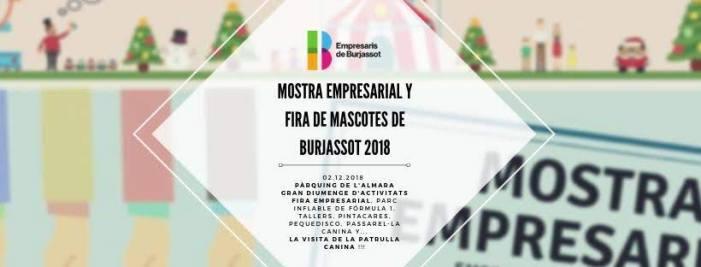 El comerç de Burjassot inicia la seua campanya nadalenca amb un diumenge festiu en el Mercat Municipal