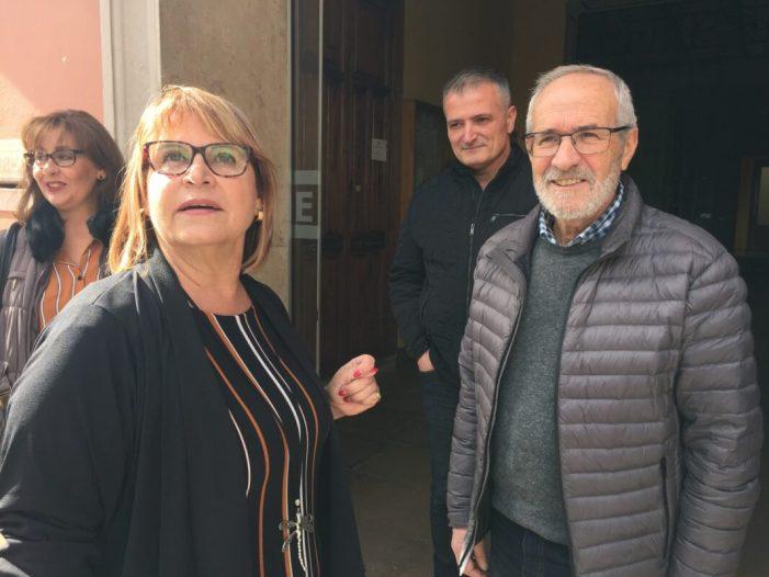 La Diputació inicia a Albalat de la Ribera la seua ajuda a municipis per a prevenir el risc d'inundacions