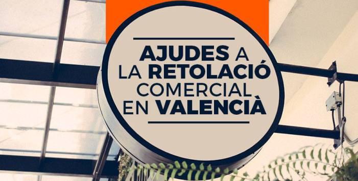 Picassent atorga ajudes a la retolació comercial en valencià