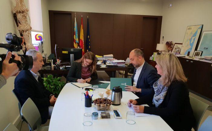 Medi Ambient ratifica l'acord amb Regs de Llevant per a saldar el deute heretat i propiciar millores hídriques al Hondo
