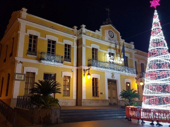 Burjassot viu el Nadal amb un variat programa d'activitats per a tot el municipi