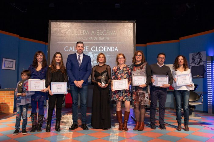 «Suggestió» arrasa en la XV Mostra de Teatre 'Cullera a escena'
