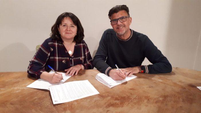 L'Ajuntament de Godella signa els convenis de col·laboració amb els centres educatius