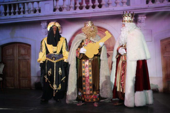 La cavalcada dels Reis Mags omplirà de fantasia i màgia els carrers de Torrent