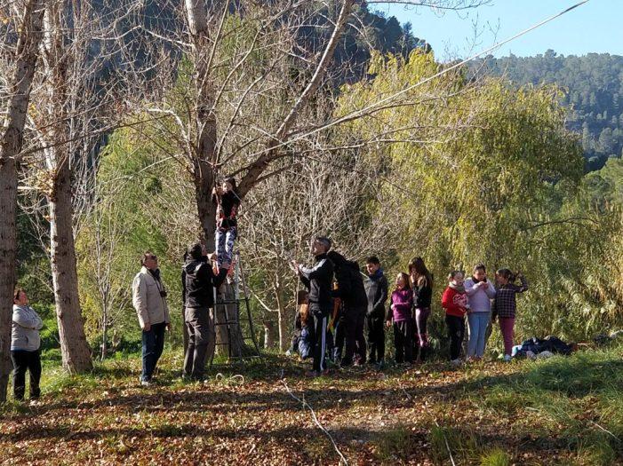 El col·lectiu local de Xúquer Viu Sumacàrcer va organitza una jornada matinal vora el riu