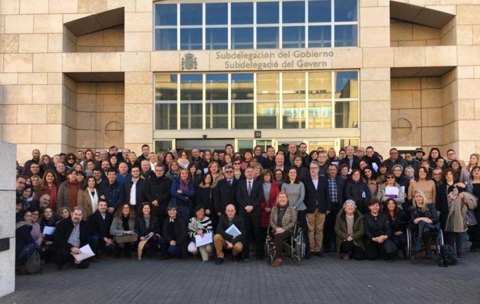 Burjassot, present en la reunió informativa sobre la distribució de fons del Pacte d'Estat