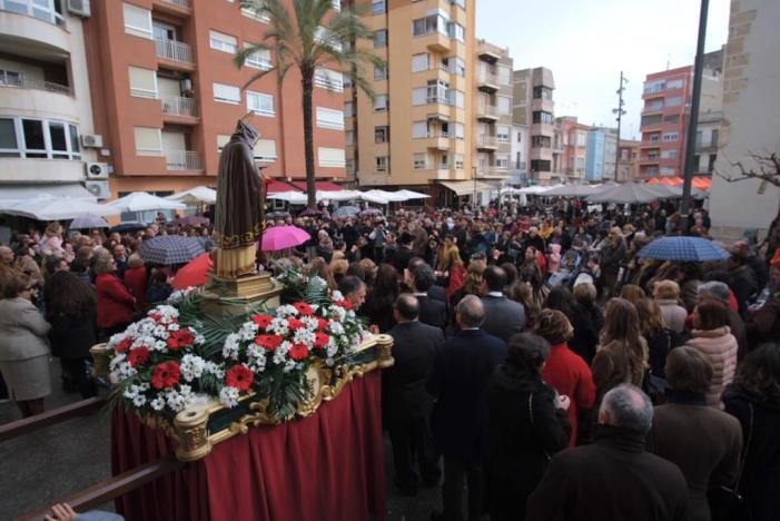 Benifaió va celebrar amb una alta participació la festa de Sant