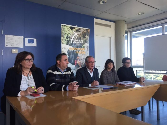 Turisme col·labora amb la nova Federació de Enoturismo de la Comunitat en la promoció d'aquest producte gastronòmic