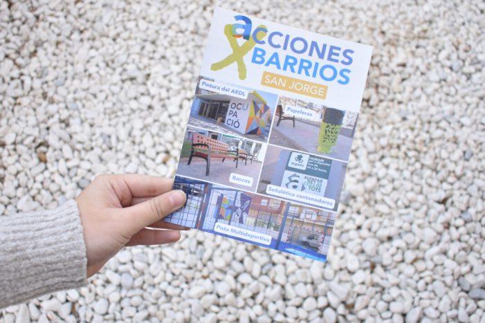 """""""Acciones x Barris"""": Alfafar donarà resposta a les sol·licituds veïnals"""