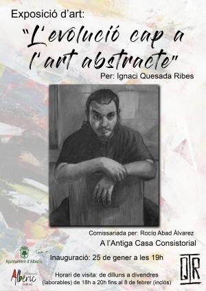 Alberic proposa activitats de doblatge i una exposició d'art per iniciar la seua programació cultural