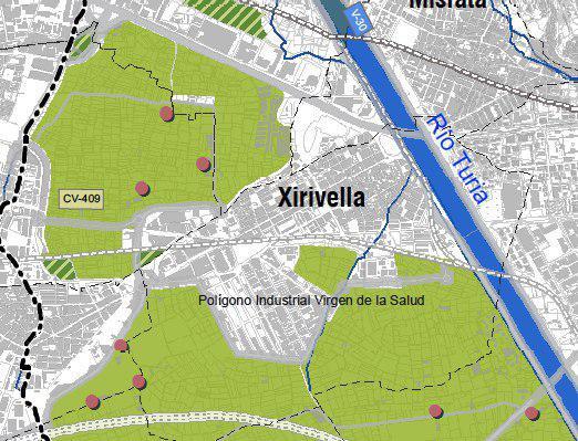 Xirivella aconsegueix la protecció íntegra de l'horta del municipi