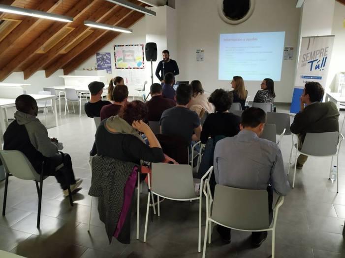 Nous tallers gratuïts en l'Espai Jove d'Alfafar